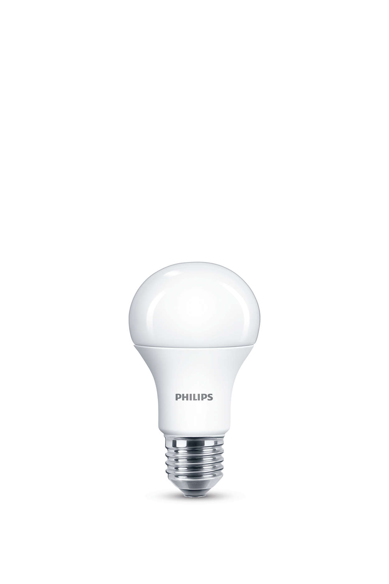 Soft white light, no compromise on light quality