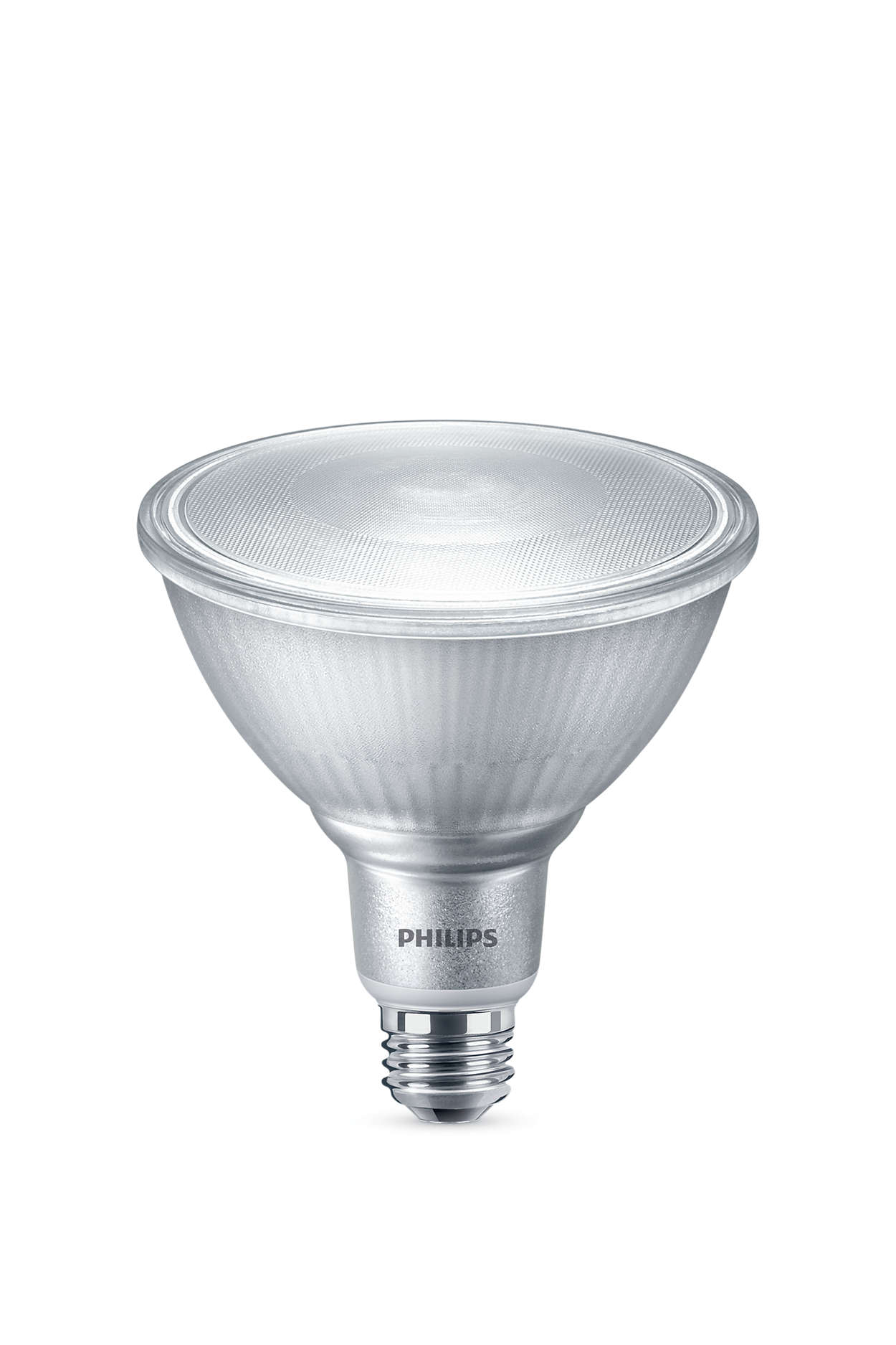 Durable LED light with a focused bright beam
