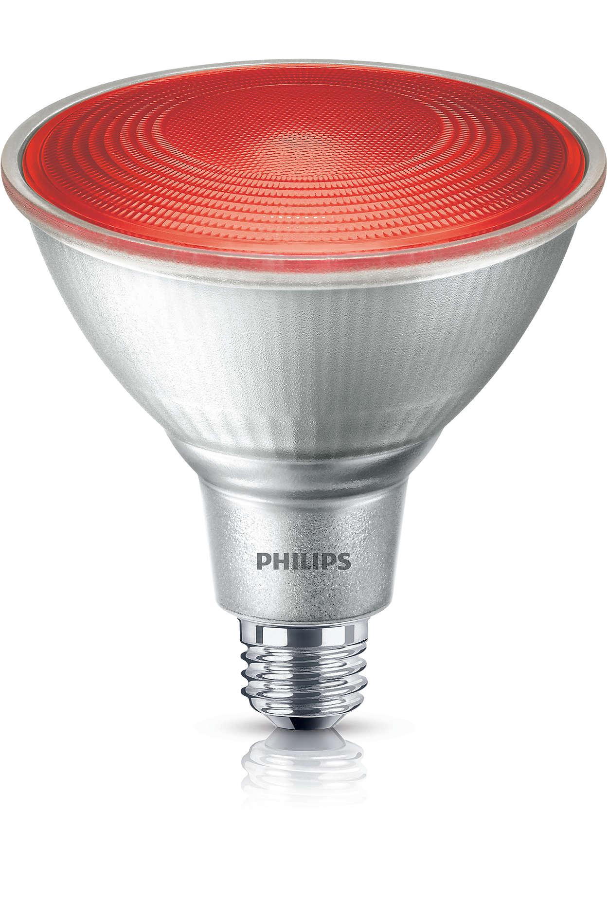 Éclairage à DEL durable à faisceau lumineux fin