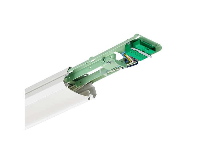 9-pole connector