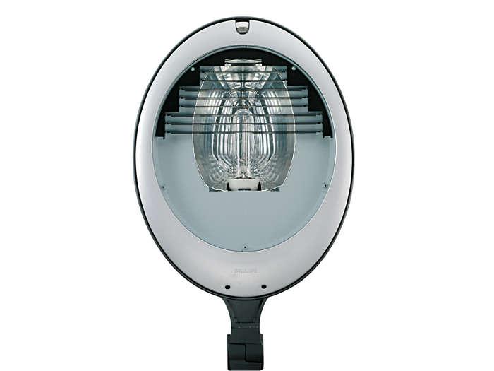 CitySoul with light trespass louver