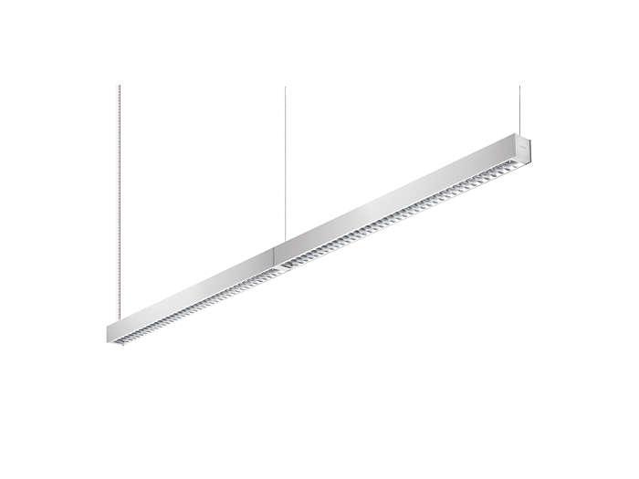 Подвесные светильники Celino могут быть смонтированы в линейную схему. Доступны встраиваемые в линию модели