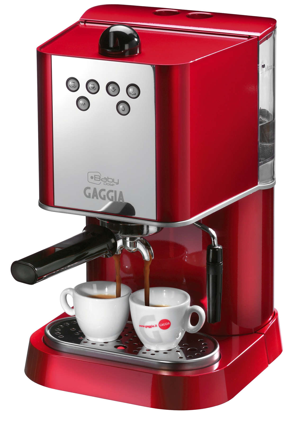 GAGGIA NEW BABY 06 DOSE RED METALLIC UK