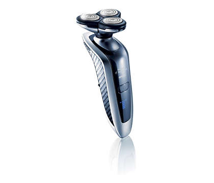 Our most advanced razor