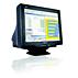 "Philips CRT monitor 107S76 17"" real flat XGA"