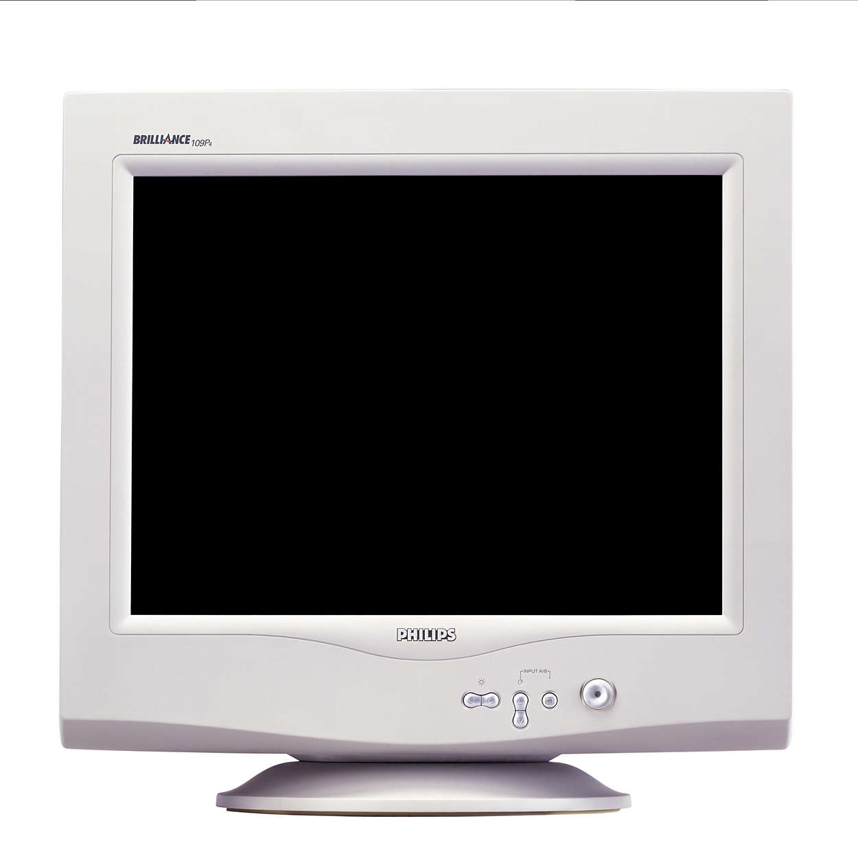 "professional 48 cm (19"") aperture grille display"