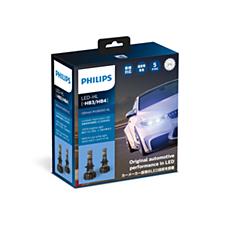 11005U90CWX2 Ultinon Pro9000 独自のルミレッズオートモーティブ LED