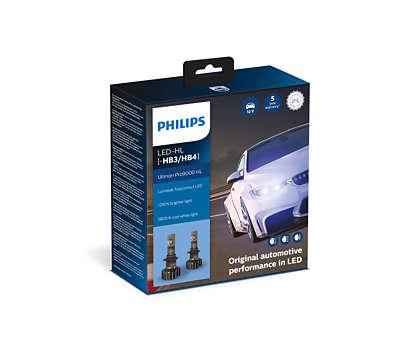 為駕駛愛好者而設的突破性 LED