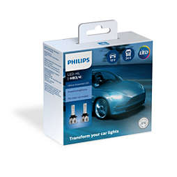 Ultinon Essential LED Lampe pour éclairage avant