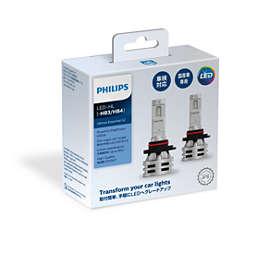 Ultinon Essential LED ヘッドランプ用 LED バルブ