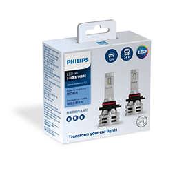 Ultinon Essential LED 頭燈燈泡