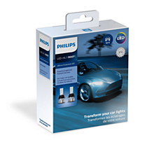 11007UE2X2/54 Ultinon Essential Faros delanteros LED