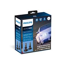 11012U90CWX2 Ultinon Pro9000 独自のルミレッズオートモーティブ LED