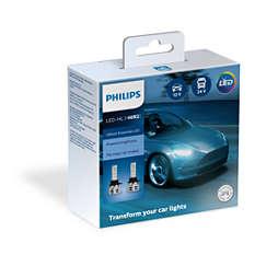 Ultinon Essential LED Ajovalopolttimo