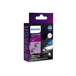 Connector rings LED-HL [~H7] Accessoires pour installation de LED