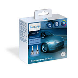 Ultinon Essential LED Крушка за предни фарове