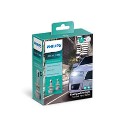 Ultinon Pro5000 HL Car headlight bulb
