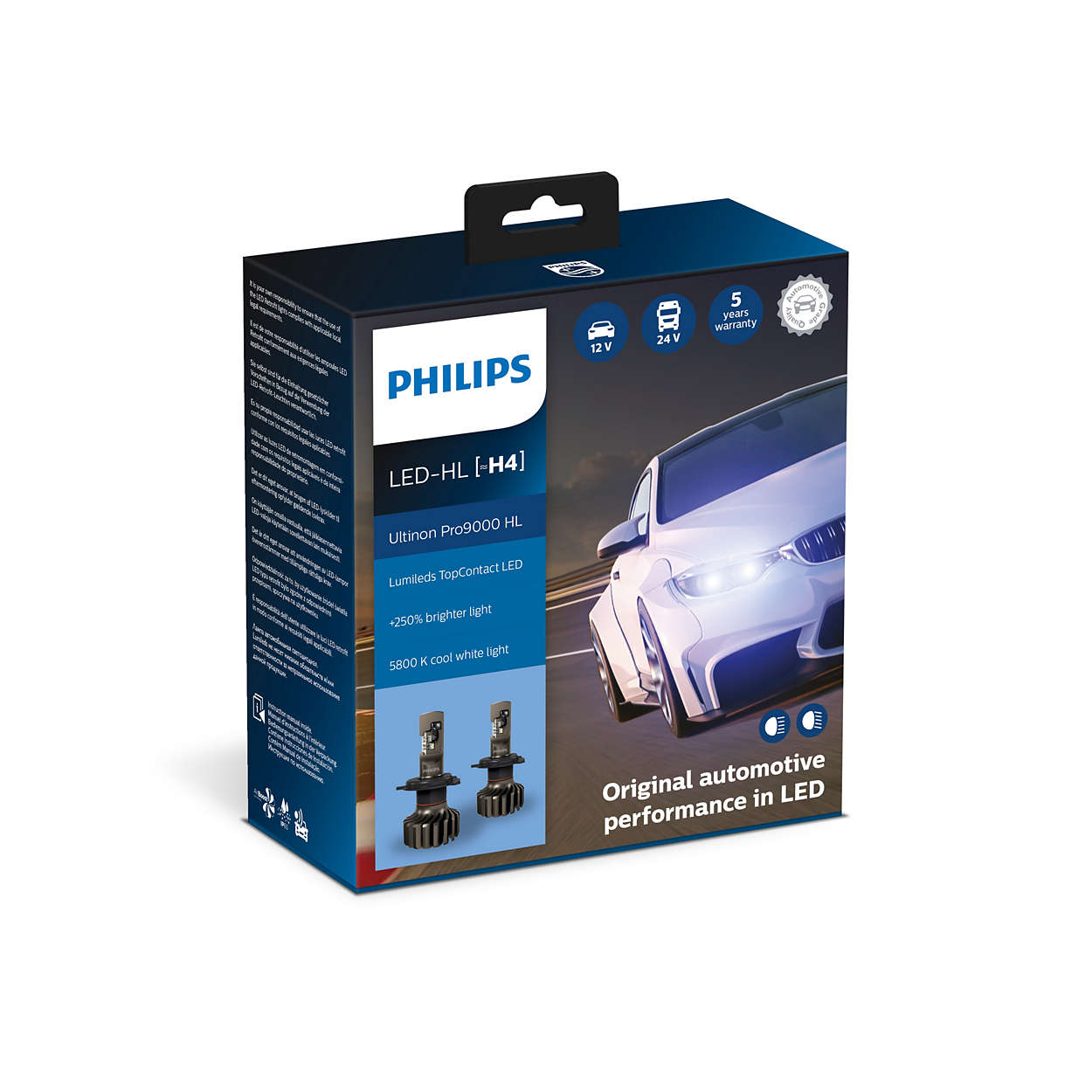 Inovație LED pentru șoferii pasionați