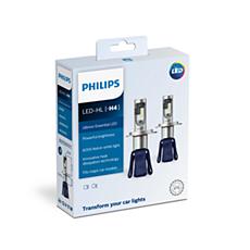 11342UEX2 Ultinon Essential LED Car headlight bulb