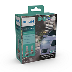 11362U50CWX2/40 Ultinon Pro5000 HL Lâmpadas para faróis automotivos