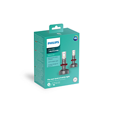 11366ULWX2 Ultinon LED bombilla de luz antiniebla para automóvil