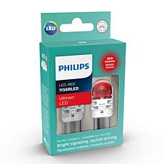 1156RULRX2 Ultinon LED Ampoule pour clignotant de voiture