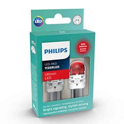 Ultinon LED Ampoule pour clignotant de voiture