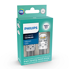 1157RULRX2 Ultinon LED Ampoule pour clignotant de voiture