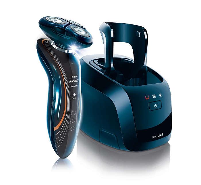 Serie 6000 - Delicada al tacto para un afeitado suave