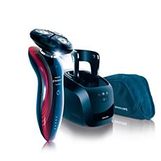 1180X/42 - Philips Norelco Shaver 6900 Afeitadora eléctrica en seco y húmedo, serie 6000