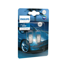 Ultinon Pro3000 SI 汽车信号灯泡