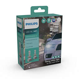 Ultinon Pro5000 HL Lâmpadas para faróis automotivos