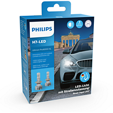 11972U6000X2/11 Ultinon Pro6000 Fahrzeugscheinwerferlampe