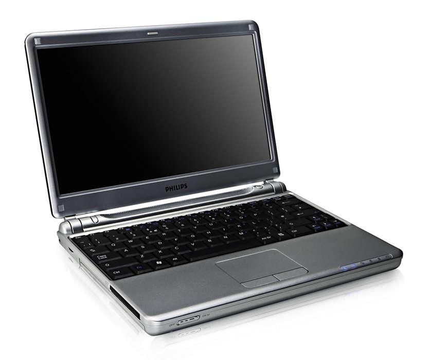 "11"" Multimedia Notebook"