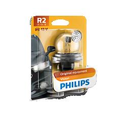 12160B1 Standard car headlight bulb