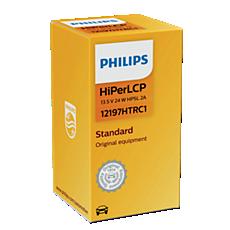 12197HTRC1 Standard perinteiset sisä- ja merkinantovalopolttimot