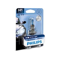 12258BVB1/40 BlueVision lâmpadas para faróis automotivos