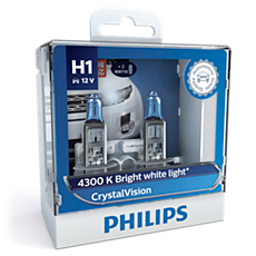 12258CVSM CrystalVision Headlight bulb