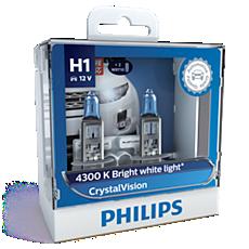 12258CVSM -   CrystalVision Headlight bulb