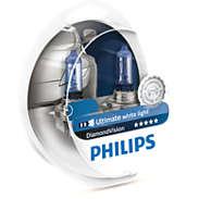 藍鑽之光5,000k极致白光 白光时尚型升级車燈 H1