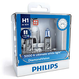 DiamondVision car headlight bulb
