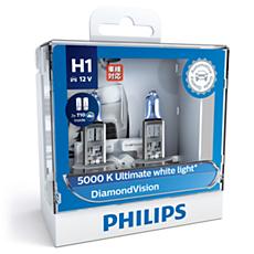 12258DVSL DiamondVision car headlight bulb