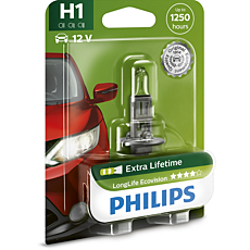 12258LLECOB1 LongLife EcoVision Fahrzeugscheinwerferlampe