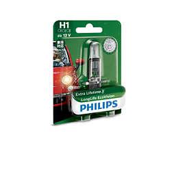 LongLife EcoVision Headlight bulb