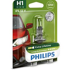 12258LLECOB1 LongLife EcoVision car headlight bulb