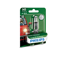 12258LLECOB1 -   LongLife EcoVision 頭燈燈泡