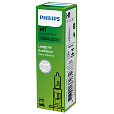12258LLECOC1 -   LongLife EcoVision car headlight bulb