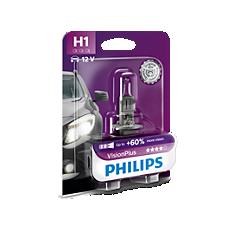 12258VPB1 -   VisionPlus car headlight bulb