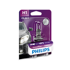 12258VPB1 -   VisionPlus car headlight bulb