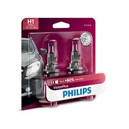 VisionPlus lámpara para faros delanteros de auto